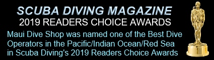 Scuba Diver Magazine Awards