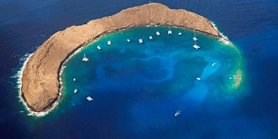 Molokini and St. Anthony Wreck